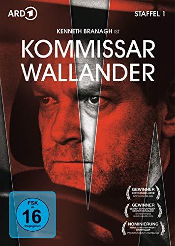 Kommissar Wallander Staffel 1 (2 DVDs)