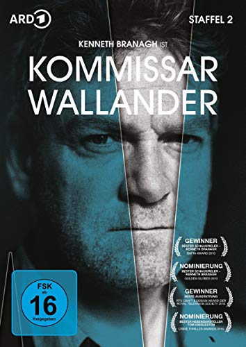 Kommissar Wallander Staffel 2 (2 DVDs)