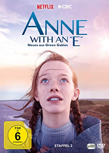 Anne with an E: Neues aus Green Gables - Staffel 2 (3 DVDs)