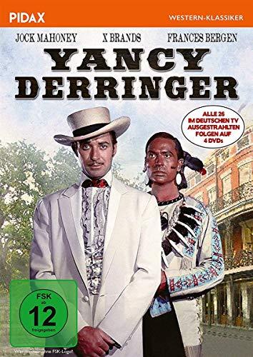 Yancy Derringer Alle deutschen Folgen (4 DVDs)
