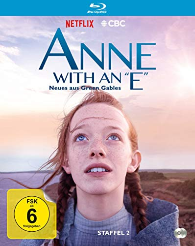 Anne with an E: Neues aus Green Gables - Staffel 2 [Blu-ray]