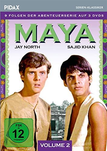 Maya - Vol. 2 (3 DVDs)