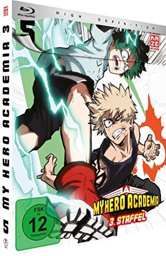 My Hero Academia - Staffel 3, Vol. 5 [Blu-ray]