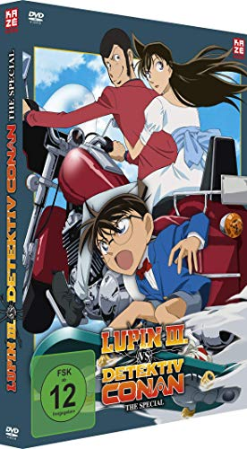 Lupin 3rd vs. Detektiv Conan - TV Special (Limited Edition)