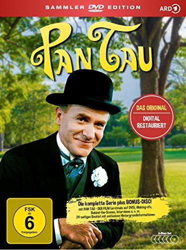 Pan Tau Die komplette Serie (Sammler-Edition, digital restauriert) (6 DVDs)