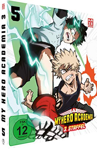 My Hero Academia Staffel 3, Vol. 5