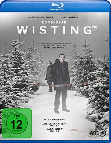 Kommissar Wisting: Eisige Schatten & Jagdhunde [Blu-ray]