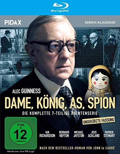 Dame, König, As, Spion [Blu-ray]