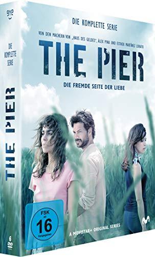 The Pier - Die fremde Seite der Liebe: Die komplette Serie (6 DVDs)