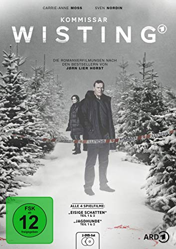 Kommissar Wisting: Eisige Schatten & Jagdhunde (2 DVDs)