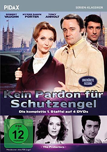 Kein Pardon für Schutzengel Staffel 1 (4 DVDs)