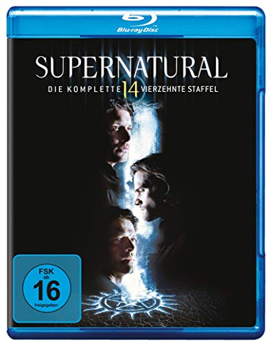 Supernatural Staffel 14 [Blu-ray]