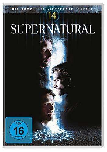 Supernatural Staffel 14 (5 DVDs)