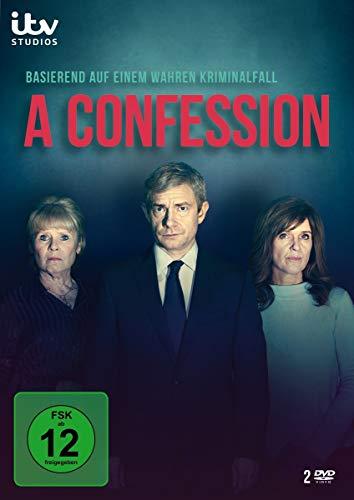 A Confession 2 DVDs