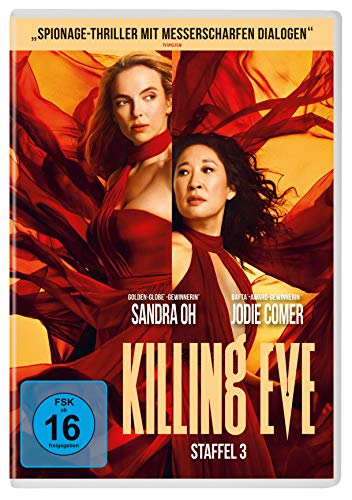 Killing Eve Staffel 3 (2 DVDs)