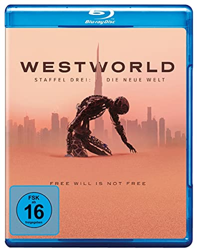 Westworld Staffel 3 [Blu-ray]