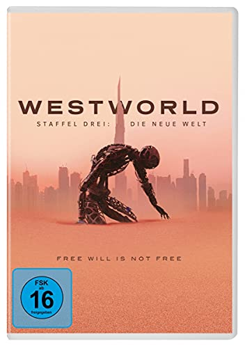 Westworld Staffel 3 (3 DVDs)