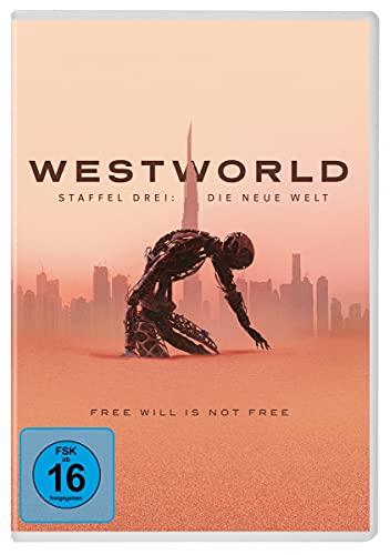 Westworld - Staffel 3 (3 DVDs)
