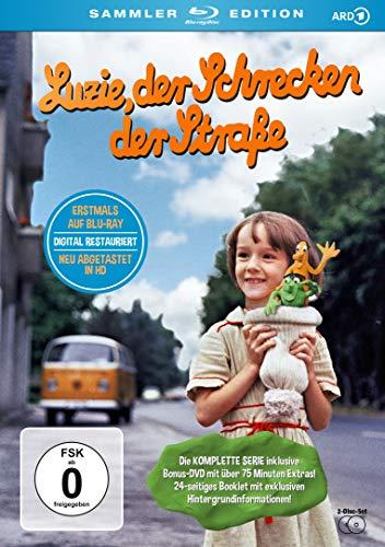 Luzie, der Schrecken der Straße Die komplette Serie [Blu-ray]