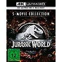 Jurassic World - 5-Movie Collection (+ Blu-ray) [4K Blu-ray]