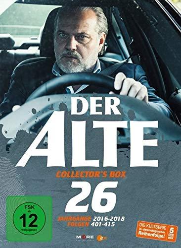 Der Alte Collector's Box Vol.26 (5 DVDs)