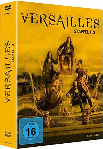 Versailles Gesamtbox (12 DVDs)