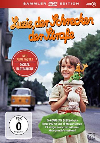 Luzie, der Schrecken der Straße Die komplette Serie (2 DVDs)