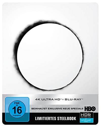 Westworld Staffel 3 (Steelbook) [4K Ultra HD + Blu-ray]