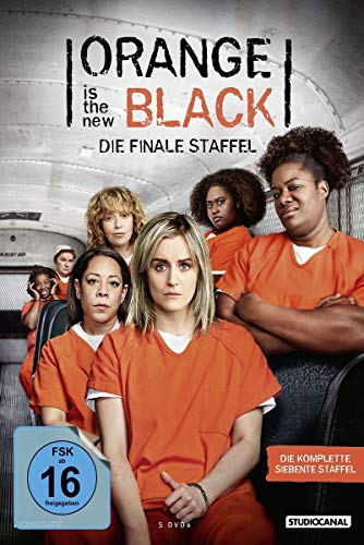 Orange is the New Black Staffel 7 (5 DVDs)