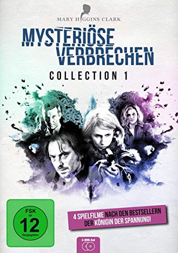 Mary Higgins Clark: Mysteriöse Verbrechen - Collection 1 (2 DVDs)