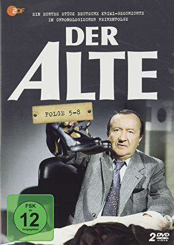 Der Alte Folgen  5-8 (2 DVDs)