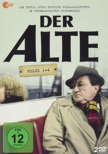 Der Alte Folgen  1-4 (2 DVDs)