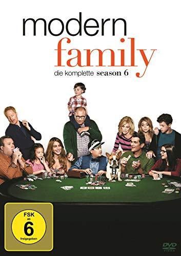Modern Family Staffel  6 (3 DVDs)