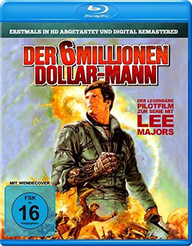 Der Sechs-Millionen-Dollar-Mann - Pilotfilm (Digital Remastered/HD) [Blu-ray]