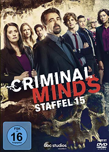Criminal Minds - Staffel 15 (3 DVDs)