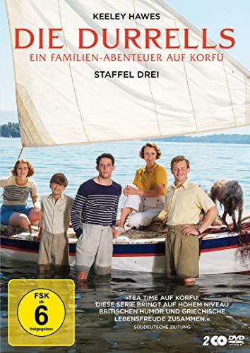 Die Durrells Staffel 3 (2 DVDs)