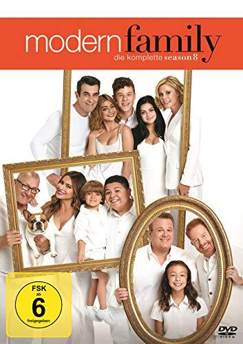 Modern Family Staffel  8 (3 DVDs)