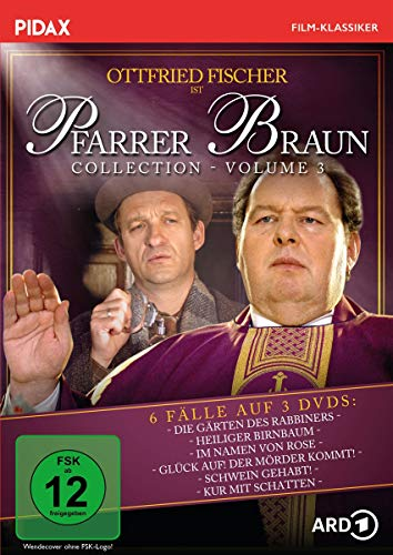 Pfarrer Braun - Collection, Vol. 3 (3 DVDs)