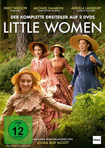 Little Women 2 DVDs