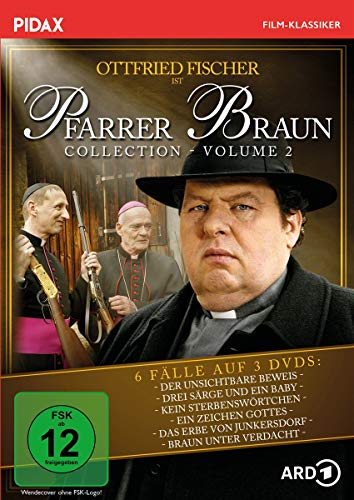 Pfarrer Braun Collection, Vol. 2 (3 DVDs)
