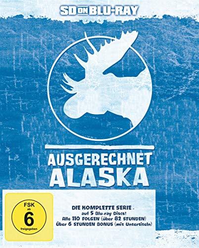 Ausgerechnet Alaska Die komplette Serie [SD on Blu-ray]