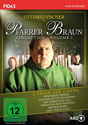 Pfarrer Braun Collection, Vol. 1 (3 DVDs)