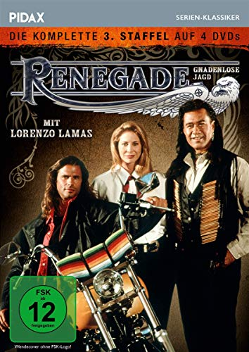 Renegade - Gnadenlose Jagd: