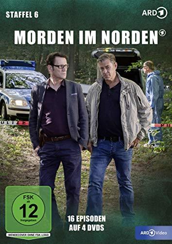 Morden im Norden Staffel 6 (4 DVDs)