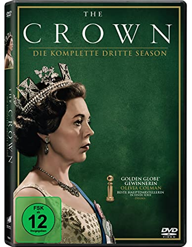 The Crown Staffel 3 (4 DVDs)