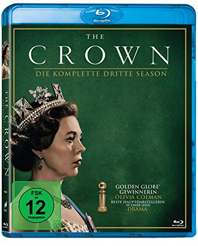The Crown Staffel 3 [Blu-ray]