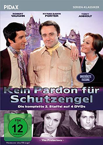 Kein Pardon für Schutzengel - Staffel 2 (4 DVDs)