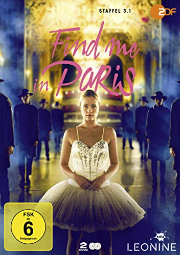 Find Me in Paris Staffel 3.1 (2 DVDs)