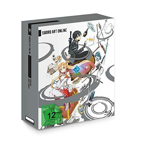 Sword Art Online Staffel 1 - Gesamtausgabe (Steelbook) (exklusiv bei Amazon.de) [Blu-ray]