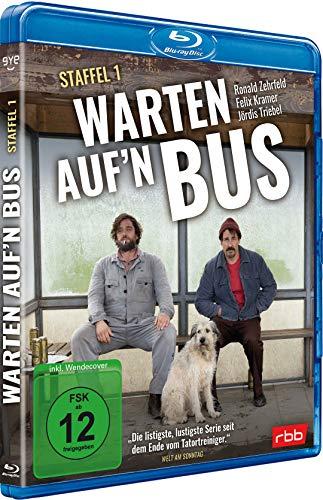 Warten auf'n Bus Staffel 1 [Blu-ray]